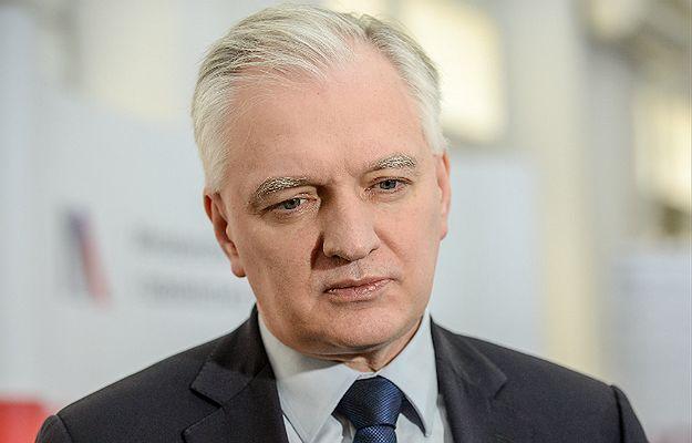 """Gowin: określenie """"Naczelnik Państwa"""" jest obrazowe, na pewno Kaczyński jest najważniejszym politykiem w Polsce"""