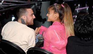 Mac Miller i Ariana Grande byli parą przez dwa lata