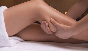 Masaż limfatyczny usprawnia przepływ krwi
