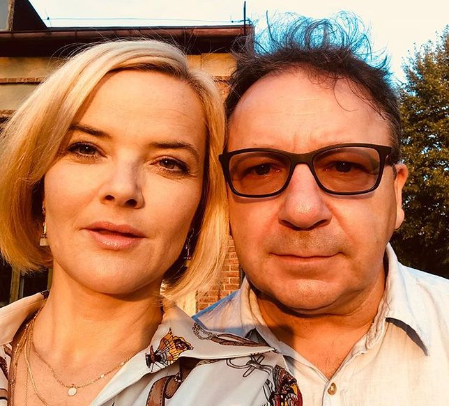 Monika i Zbigniew Zamachowscy szykują się do ważnej uroczystości