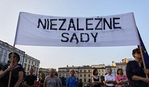 Trybunał Sprawiedliwości UE umył ręce w sprawie praworządności w Polsce.
