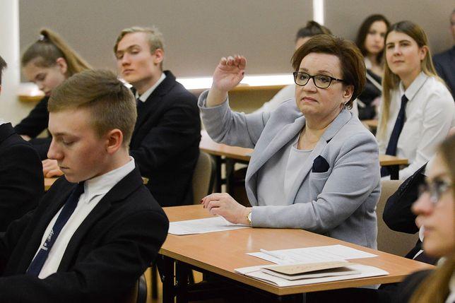 Od 16 listopada 2015 roku minister edukacji jest Anna Zalewska