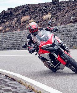 Rzuć wszystko i jedź na Dolny Śląsk. Ducati zaprasza fanów turystyków na wycieczkę