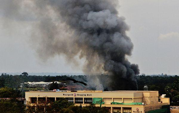 Koniec walk w centrum handlowym w Kenii