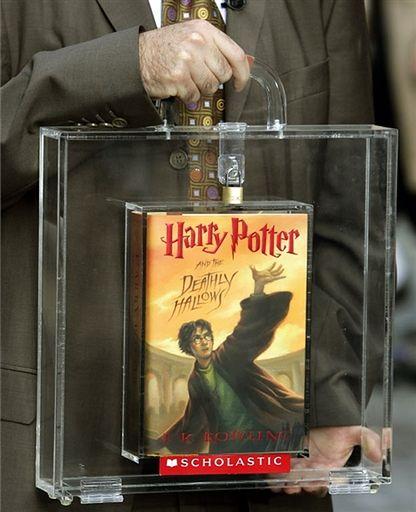 Harry Potter po chińsku
