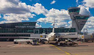"""Lotnisko w Helsinkach wprowadza nietypowe """"testy"""" na koronawirusa"""