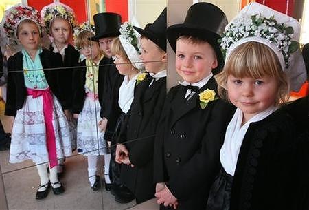 Tradycje Serbołużyczan
