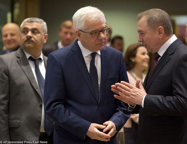 """Szef MSZ Białorusi o bazach amerykańskich w Polsce. """"Uważam, że to poważny błąd"""""""