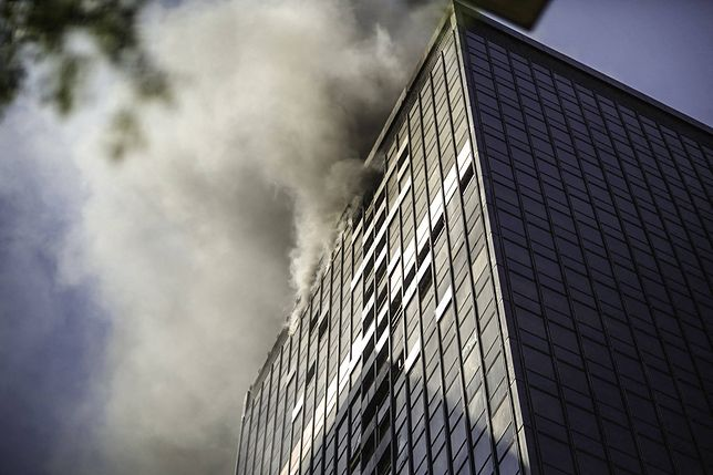 USA. Atak na World Trade Center. Wspomnienia ocalałej
