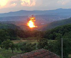 Nagle poczuli drżenie i wybuch. W Serbii trzy osoby ranne