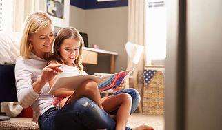 Jak często czytamy dzieciom? (WIDEO)