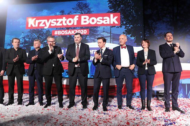 Krzysztof Bosak, kandydat Konfederacji na prezydenta.