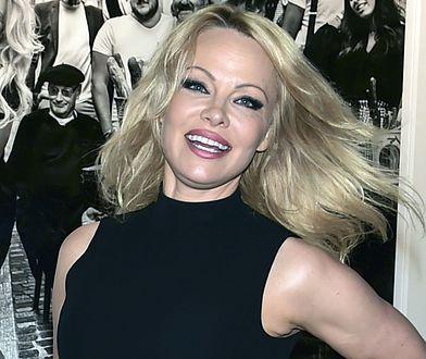Pamela Anderson wzięła potajemny ślub. Młodszy kochanek był jej pracownikiem
