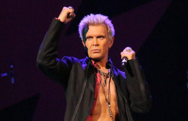 Billy Idol zagra w Polsce 21 lipca 2018 r. Sprzedaż biletów już niebawem