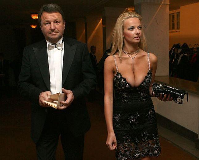 Na urodzinach Polsatu nie krył się z nowym uczuciem