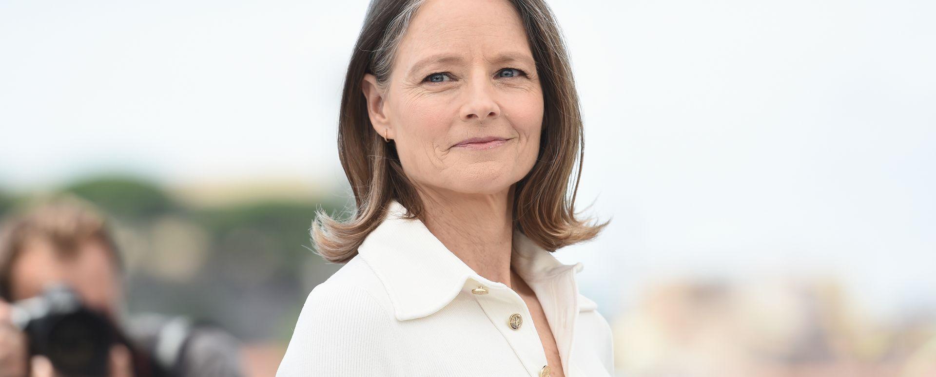Jodie Foster w Cannes, 2021