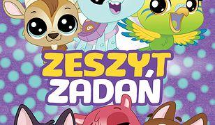 Littlest Pet Shop. Zeszyt zadań
