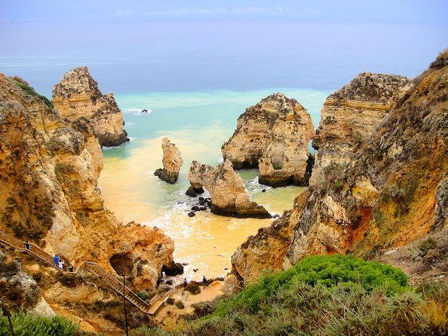 Algarve to region w południowej Portugalii