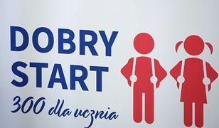 """Program """"Dobry start"""" już zaczął działać. Rodziny dostają pierwsze 300 PLUS"""