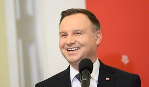 Prezydent Andrzej Duda wziął udział w tradycyjnym spotkaniu górniczym