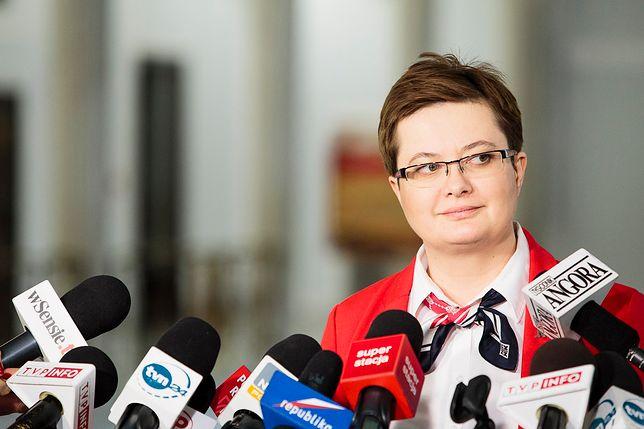 Katarzyna Lubnauer: byłam niewolnicą Moniki Olejnik