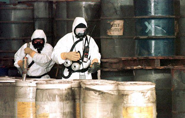 W Syrii stosowana jest broń chemiczna OPCW interweniuje