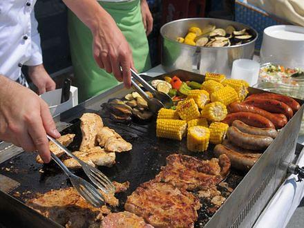 Mistrzostwa Europy i Polski BBQ (barbecue) w Dolinie Charlotty