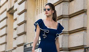 Alessandra Ambrosio w Paryżu