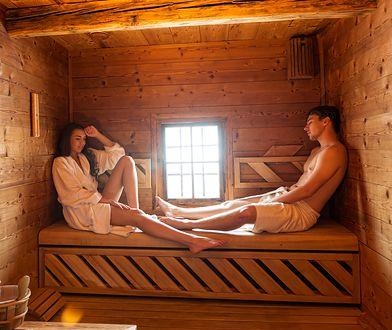 Sauna parowa, sauna sucha lub sauna mokra to dobre sposoby na odprężenie