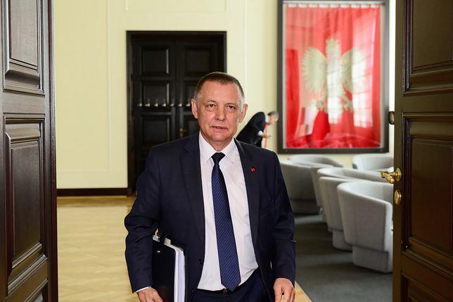 PiS zgłosił kandydaturę Mariana Banasia na szefa NIK.