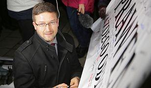 Paweł Juszczyszyn, sędzia Sądu Rejonowego w Olsztynie