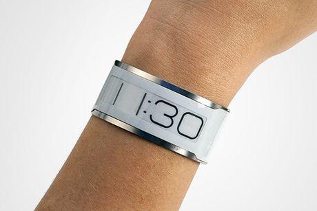 Najcieńszy zegarek świata