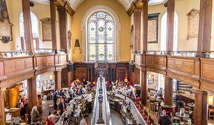 Często opuszczone przez wiernych świątynie zmieniają swoją dotychczasową funkcję i stają się np. restauracjami