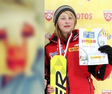 Janna Szwab - polska skoczkini narciarska