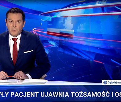 """Rada Etyki Mediów przeanalizowała 10 materiałów """"Wiadomości"""" TVP o Tomaszu Grodzkim"""