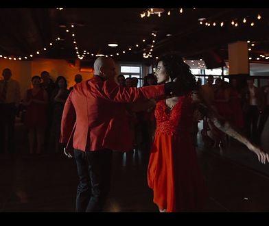 Pierwszy taniec Patricii i Krzysztofa zachwyca