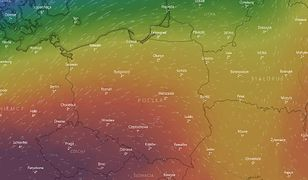 IMGW ostrzega przed szybkim wzrostem ciśnienia atmosferycznego