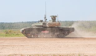 Plan zakłada poszerzenie arsenału o 400 czołgów T-90M do 2027 roku