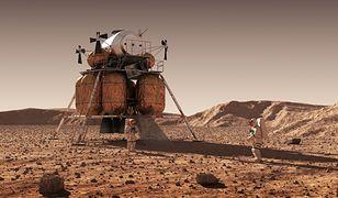 Lot na Marsa. Jedzenie dla astronautów będzie nawożone moczem