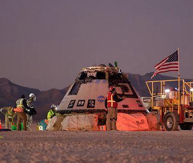 NASA i Boeing przedstawiają raport. Statek Starliner z poważnymi problemami