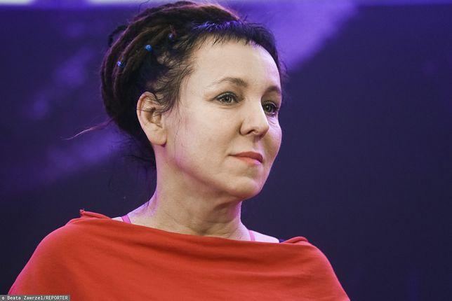 Olga Tokarczuk laureatką literakciej Nagrody Nobla