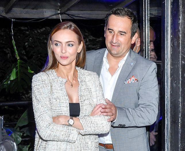 Marcela Leszczak poinformowała o wypadku syna