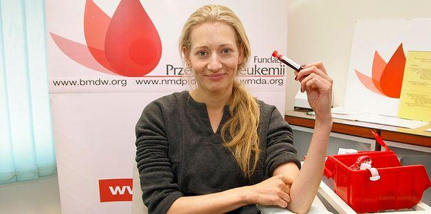 Magdalena Popławska nie odebrała nagrody, bo...