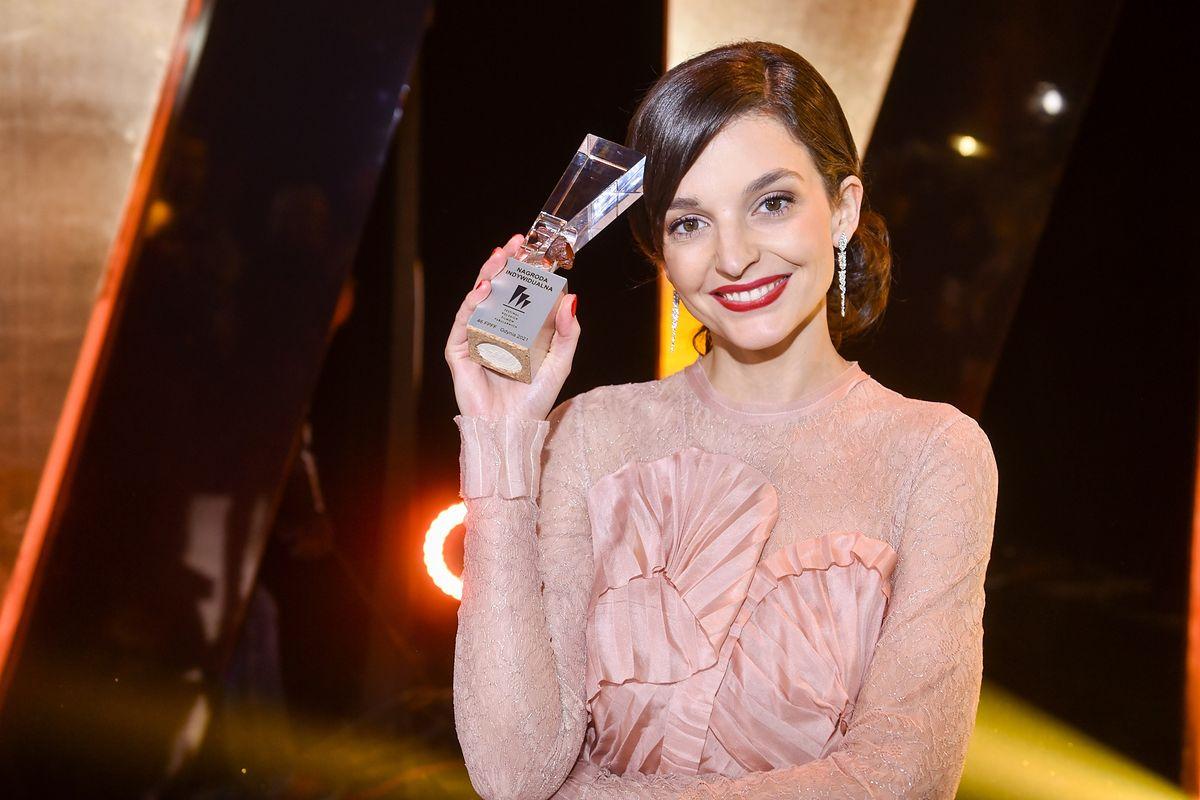 Maria Dębska zdobyła w Gdyni nagrodę dla najlepszej aktorki pierwszoplanowej