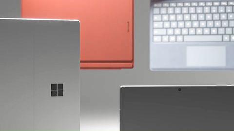 Windows 10 z nową klawiaturą dotykową. Microsoft wreszcie pomyślał o tabletach