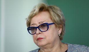 Małgorzata Gersdorf wezwana na przesłuchanie przez zastępcę rzecznika dyscyplinarnego sędziów