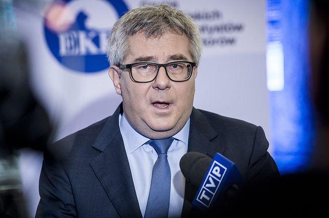 """TYLKO W WP: Ryszard Czarnecki po odwołaniu z funkcji wiceszefa Europarlamentu: """"Zrobiono to prawniczym krętactwem"""""""