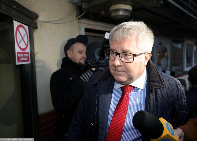 Ryszard Czarnecki mówi o trudnej kadencji PiS