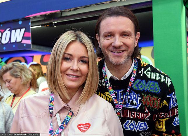 Wybory 2020. Małgorzata Rozenek-Majdan i Radosław Majdan wzięli udział w głosowaniu