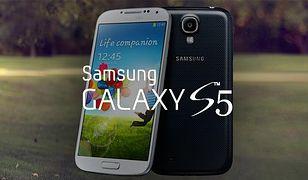 Samsung Galaxy S5 z 5,25-calowym ekranem QHD